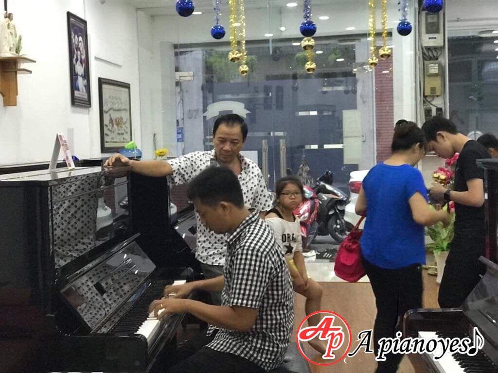 cách lựa chọn mua piano chất lượng