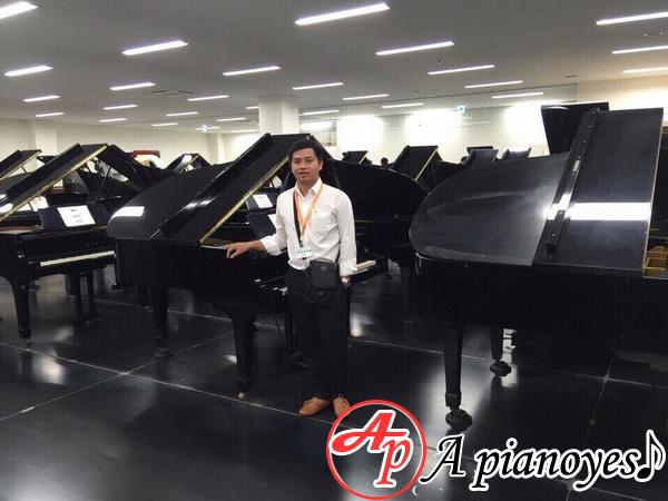 piano nội địa Nhật