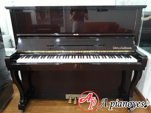 piano Gors & Kallmann GK2000