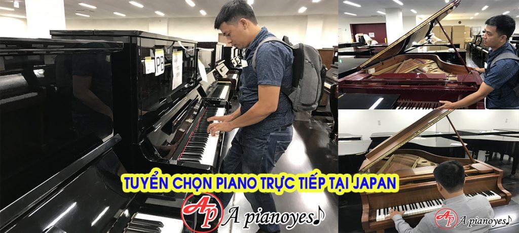 Đàn piano bao nhiêu tiền