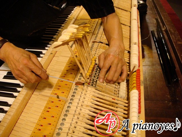 sửa chữa piano cơ chuyên nghiệp