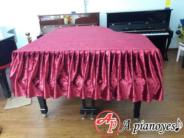 Khăn phủ grand piano