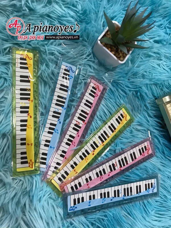 dụng cụ học tập hình nốt nhạc dễ thương