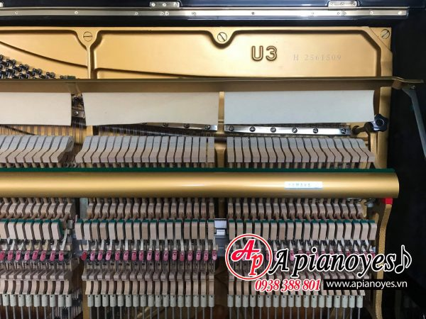 ĐÀN UPRIGHT PIANO YAMAHA U3H SERIAL