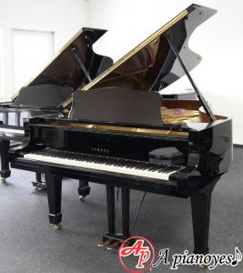 grand piano là gì