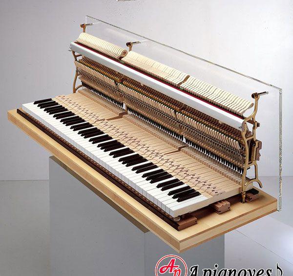 cấu tạo đàn piano