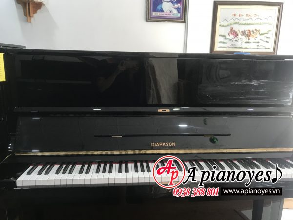 piano diapason