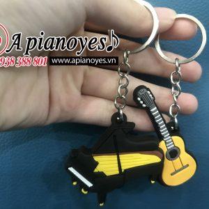 Móc khóa piano