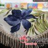 khăn phủ đàn họa tiết hoa lá