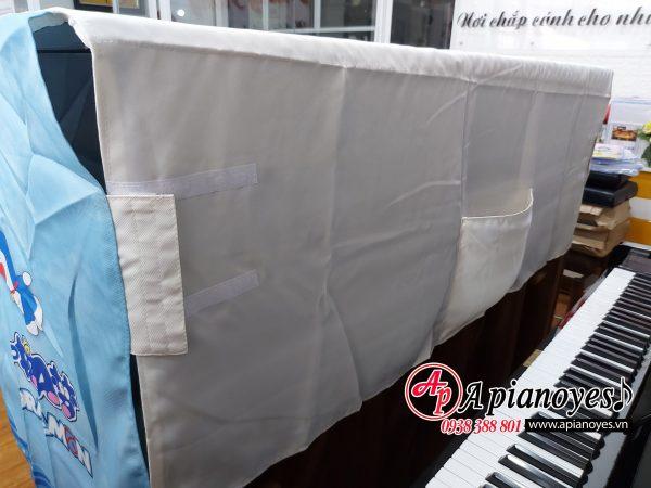 khăn phủ đàn trùm kín