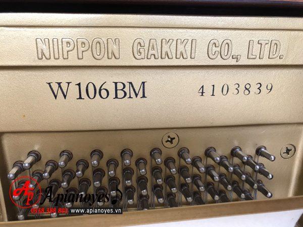 Đàn piano YAMAHA 106BM