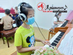 dạy học piano online trẻ em