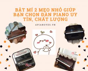 đàn piano uy tín